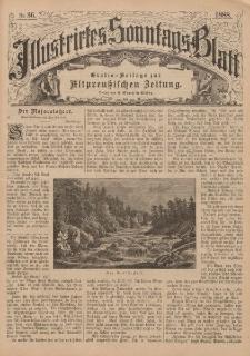 Illustriertes Sonntags-Blatt, Nr 36