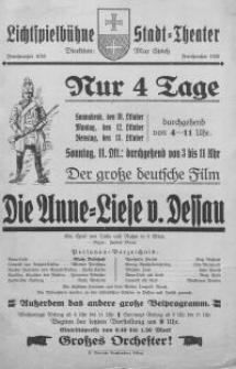 Die Anne-Liese v. Dessau - James Bauer [reż.]