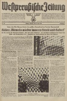 Westpreussische Zeitung, Nr. 101 Montag 2 Mai 1938, 7. Jahrgang