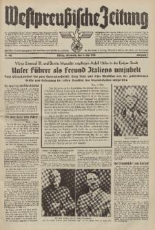 Westpreussische Zeitung, Nr. 103 Mittwoch 4 Mai 1938, 7. Jahrgang