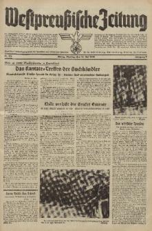 Westpreussische Zeitung, Nr. 113 Montag 16 Mai 1938, 7. Jahrgang