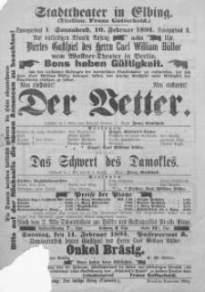 Der Vetter - Roderich Benedix