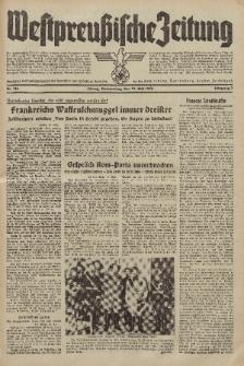 Westpreussische Zeitung, Nr. 116 Donnerstag 19 Mai 1938, 7. Jahrgang