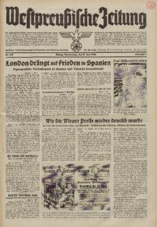Westpreussische Zeitung, Nr. 127 Donnerstag 2 Juni 1938, 7. Jahrgang