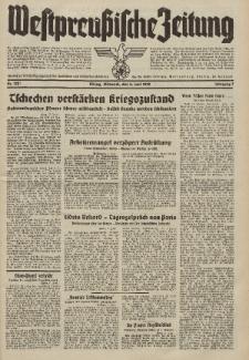 Westpreussische Zeitung, Nr. 131 Mittwoch 8 Juni 1938, 7. Jahrgang