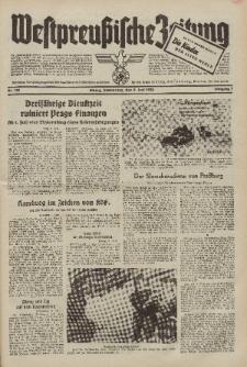 Westpreussische Zeitung, Nr. 132 Donnerstag 9 Juni 1938, 7. Jahrgang