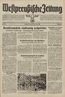 Westpreussische Zeitung, Nr. 133 Freitag 10 Juni 1938, 7. Jahrgang