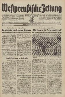Westpreussische Zeitung, Nr. 137 Mittwoch 15 Juni 1938, 7. Jahrgang