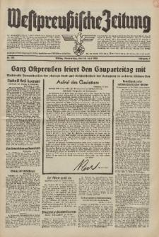 Westpreussische Zeitung, Nr. 138 Donnerstag 16 Juni 1938, 7. Jahrgang