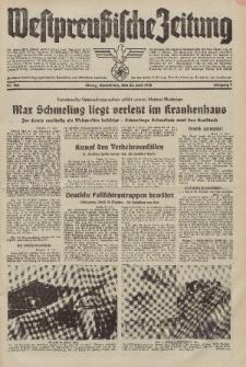 Westpreussische Zeitung, Nr. 144 Donnerstag 23 Juni 1938, 7. Jahrgang