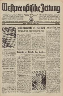 Westpreussische Zeitung, Nr. 145 Freitag 24 Juni 1938, 7. Jahrgang