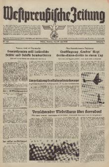 Westpreussische Zeitung, Nr. 147 Montag 27 Juni 1938, 7. Jahrgang
