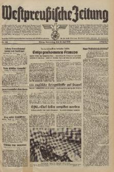 Westpreussische Zeitung, Nr. 150 Donnerstag 30 Juni 1938, 7. Jahrgang