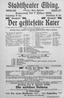 Der gestiefelte Kater - Sigmund Haag