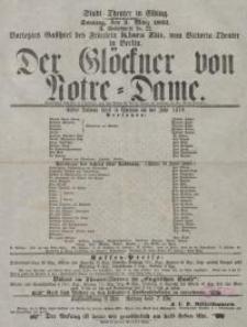 Der Glöckner von Notre-Dame - Hugo Victor