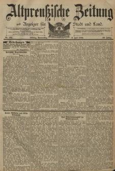 Altpreussische Zeitung, Nr. 151 Donnerstag 2 Juli 1891, 43. Jahrgang