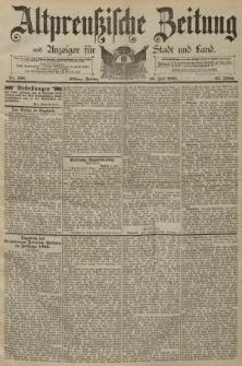 Altpreussische Zeitung, Nr. 158 Freitag 10 Juli 1891, 43. Jahrgang