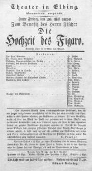 Die Hochzeit des Figaro - Wolfgang Amadeusz Mozart