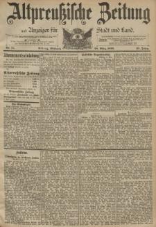 Altpreussische Zeitung, Nr. 75 Mittwoch 29 März 1893, 45. Jahrgang