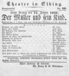 Der Müller und sein Kind - Raupach Ernst