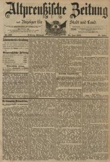 Altpreussische Zeitung, Nr. 149 Mittwoch 28 Juni 1893, 45. Jahrgang