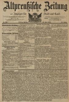 Altpreussische Zeitung, Nr. 151 Freitag 30 Juni 1893, 45. Jahrgang
