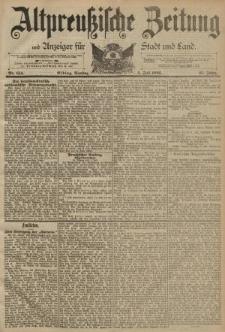 Altpreussische Zeitung, Nr. 154 Dienstag 4 Juli 1893, 45. Jahrgang