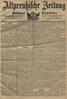 Altpreussische Zeitung, Nr. 8 Freitag 10 Januar 1896, 48. Jahrgang
