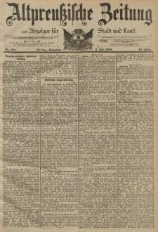 Altpreussische Zeitung, Nr. 158 Sonnabend 8 Juli 1893, 45. Jahrgang
