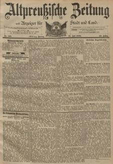 Altpreussische Zeitung, Nr. 169 Freitag 21 Juli 1893, 45. Jahrgang