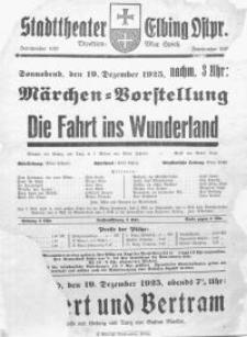 Die Fahrt ins Wunderland - Albert Schmidt