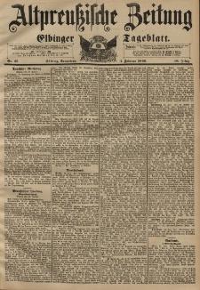 Altpreussische Zeitung, Nr. 27 Sonnabend 1 Februar 1896, 48. Jahrgang