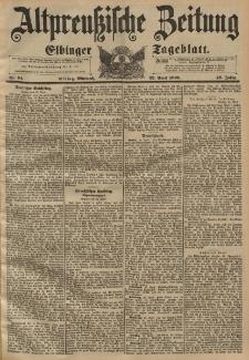 Altpreussische Zeitung, Nr. 94 Mittwoch 22 April 1896, 48. Jahrgang