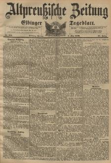 Altpreussische Zeitung, Nr. 108 Freitag 8 Mai 1896, 48. Jahrgang