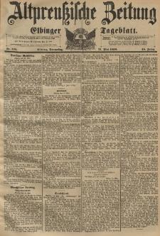 Altpreussische Zeitung, Nr. 118 Donnerstag 21 Mai 1896, 48. Jahrgang