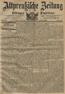 Altpreussische Zeitung, Nr. 122 Mittwoch 27 Mai 1896, 48. Jahrgang