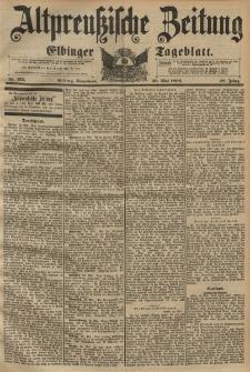 Altpreussische Zeitung, Nr. 125 Sonnabend 30 Mai 1896, 48. Jahrgang
