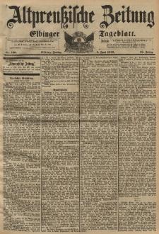 Altpreussische Zeitung, Nr. 130 Freitag 5 Juni 1896, 48. Jahrgang