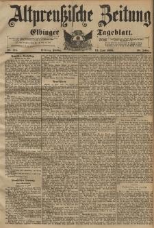 Altpreussische Zeitung, Nr. 136 Freitag 12 Juni 1896, 48. Jahrgang