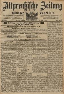Altpreussische Zeitung, Nr. 144 Sonntag 21 Juni 1896, 48. Jahrgang