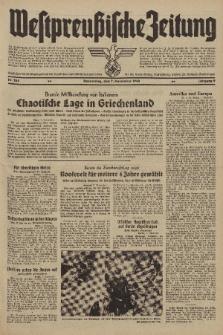 Westpreussische Zeitung, Nr. 263 Donnerstag 7 November 1940, 9. Jahrgang