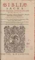 Biblie w zbiorach Biblioteki Elbląskiej